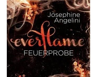 Josephine Angelini - Feuerprobe (Everflame #1)