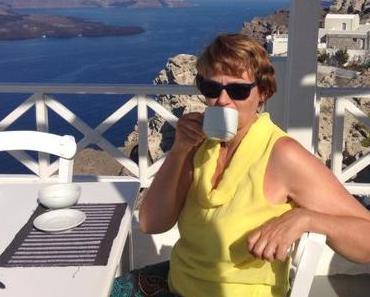 Schöne Erinnerungen am Freutag ;-) – oder – Memories of Santorini