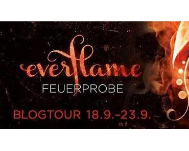 Ankündigung: Blogtour Everflame von Josephine Angelini ♥