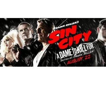 Review: SIN CITY: A DAME TO KILL FOR - Warten lohnt sich halt nicht immer
