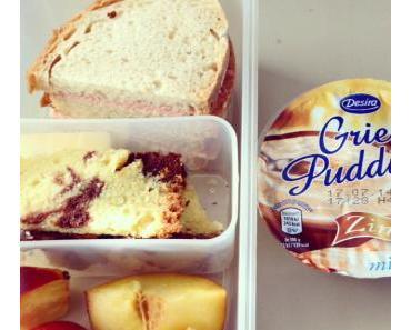 [Pausenbrot- und Lunchbox-Woche] Frühstück unterwegs, in der Schule oder am Arbeitsplatz