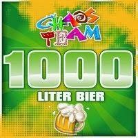 ChaosTeam - 1000 Liter Bier (Oh Wie Ist Das Schön!)