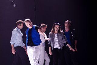 Tanztheater International Hannover, 2014: Abschlussbericht und Rückblick Stephen Shropshire, My Everlasting
