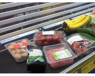 Gesund essen als armer Student