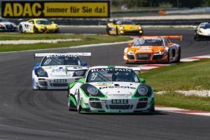 ADAC GT Masters startet zum vorletzten Rennwochenende