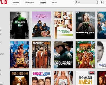 Netflix- Konkurrenz belebt das Geschäft!