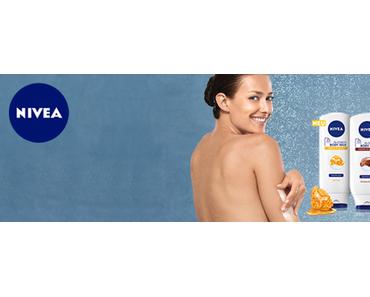 Produkttest: Nivea IN-DUSCH Bodymilk Honig & Milch und Kakao & Milch