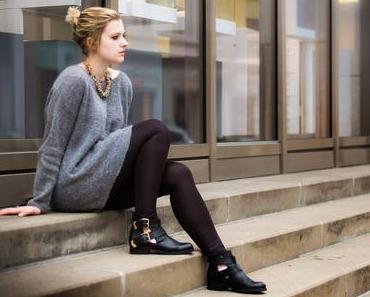 Cozy Sweater - Den ziehe ich nie wieder aus