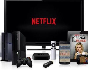 Netflix in Österreich und Deutschland gestartet