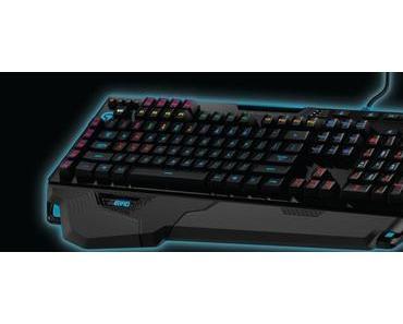 Logitech präsentiert mechanische Tastatur mit neuen Romer-G Switches – G910 Orion Spark