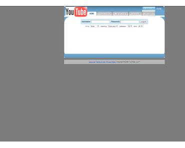 YouTube im Design Wandel – so sah YouTube schon mal aus
