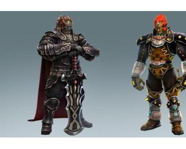 Hyrule Warriors Kostümset Ganondorf Dämonenkönig runterladen