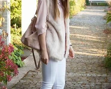 NUDE COLOURS FOR AUTUMN
