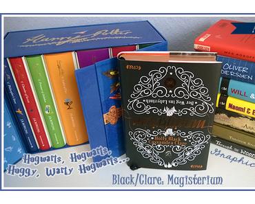 ¡Neue Bücher!: Harry Potter, Magisterium und Arvelle