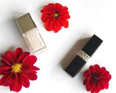 "Rouge Dior Baume + Dior Vernis ""Lili"""