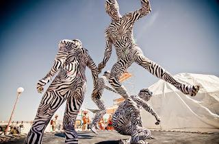 Exklusive Sets des Burning Man Festival 2014