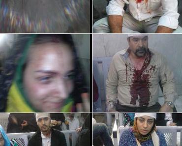 Das Regime fürchtet Proteste von Derwischen auf den Straßen Teherans