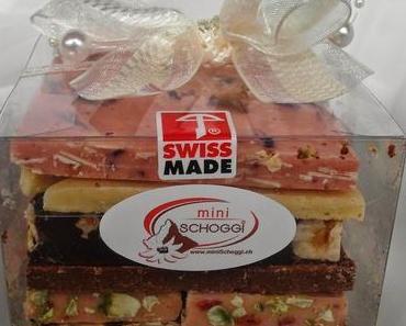 mini Schoggi - Schweizer Schokolade