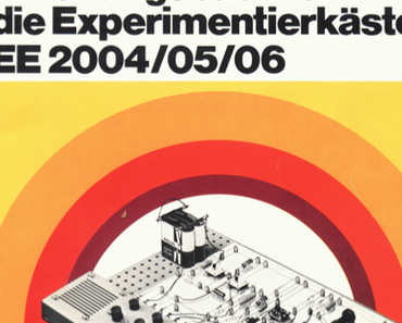 Die 70er - Zeit der Experimentierkästen