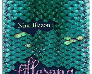 Nina Blazon: Lillesang - Das Geheimnis der dunklen Nixe