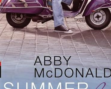 Rezension Abby McDonald: Summer of Love