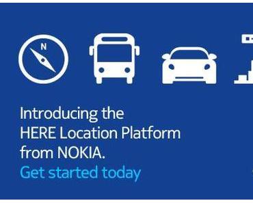 Nokia Here Beta Navi App funktioniert auch auf anderen Geräten – Download