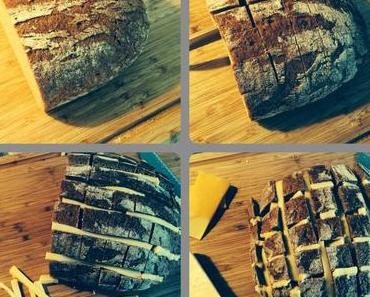 Käse-Brot-Igel