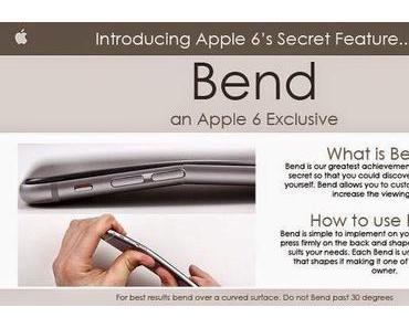 Bendgate: Warum das iPhone sich verbiegen lässt
