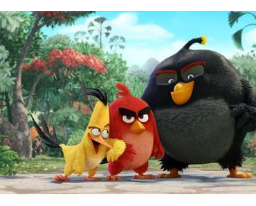 Ein Vögelchen hat's mir gezwitschert – Der Synchronstimmen-Cast von Angry Birds