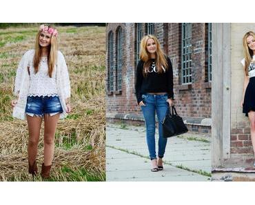 Blog-Interview: Outfits von getcarriedaway