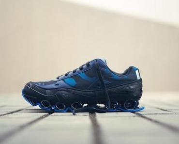 "Raf Simons x adidas 2014 Fall/Winter ""Bounce"" Sneakers"