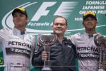 Formel 1: Hamilton-Sieg wird zur Nebensache