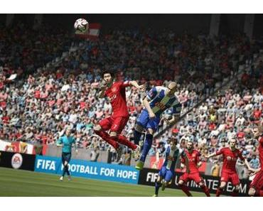 FIFA 15 (XBOX ONE) im Test