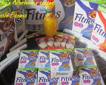 Produktetest: Nestlé Fitness Cerealien