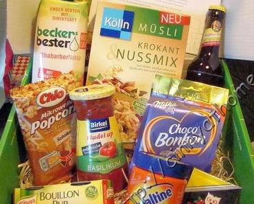 Brandnooz Box September 2014 - Hallo Herbst