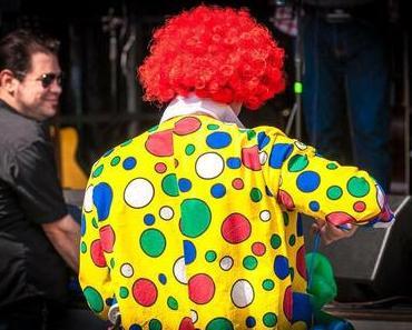 Internationaler Tag der Ballonkünstler