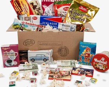 Memory Sweets Produkttest oder mein Paket aus dem Osten