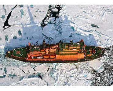 Poseidon Expeditions steuert mit dem stärksten Eisbrecher der Welt, »50 Years of Victory«, drei weitere Jahre den Nordpol an