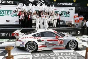 USCC: Porsche mit fünf Meistertiteln erfolgreichster Hersteller