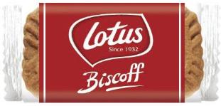 Lotus Biscoff - der Keks aufs Brot.