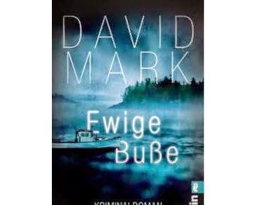 Buchrezension: Ewige Buße von David Mark