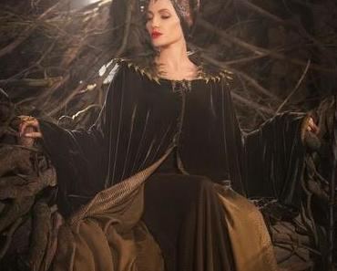 "Geheimnisvoll und sexy as ever: Mrs. Jolie in ""Maleficent - Die dunkle Fee"""