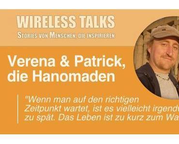 Wireless Talk #5: Verena und Patrick als digitale Hanomaden in Afrika