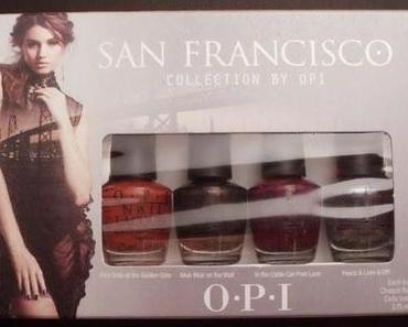 Manicure Monday – San Francisco Love