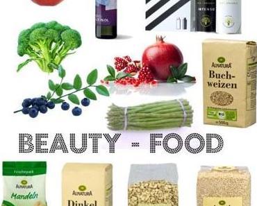 Beautywoche: Beauty zum Essen