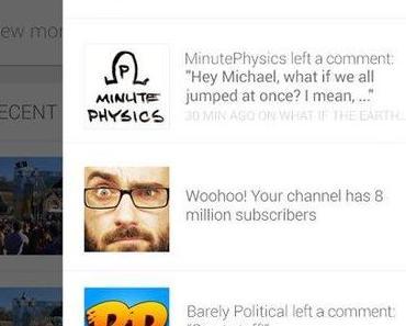Die YouTube Studio App im Detail