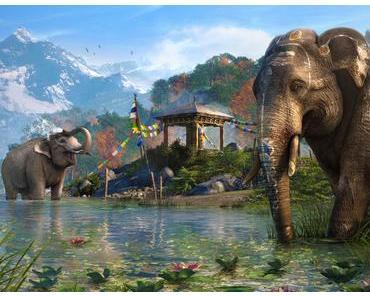 Far Cry 4: Ursprünglich bloß ein Far Cry 3.5