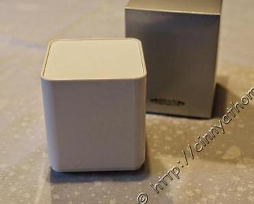 Musik aus einer kleinen Box
