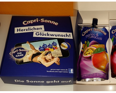Produkttest: Capri-Sonne - Neue fruchtige Sorten