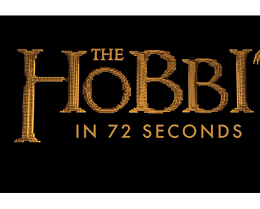 DER HOBBIT in 72 Sekunden – Die LEGO-Version – Video